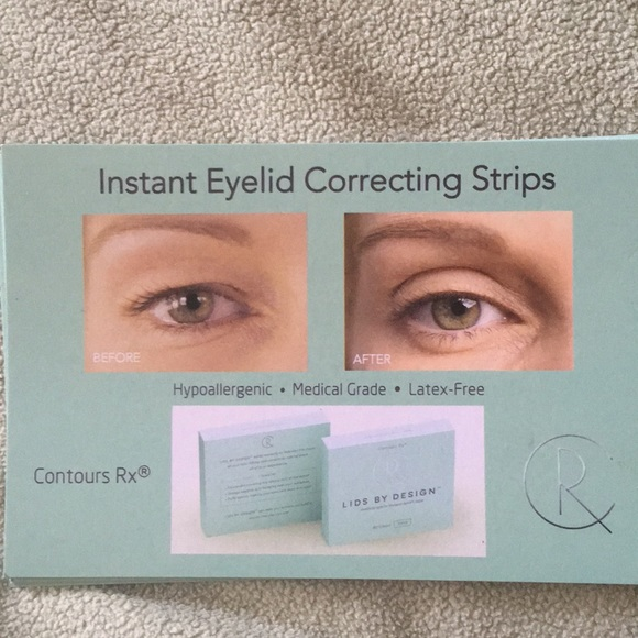 Contours Rx Other Lids By Design 7mm Eyelid Correcting Strips